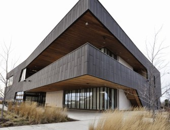 Photo of the Week: Award Winning Architecture in Chinguacousy Park