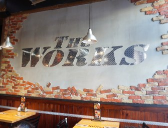 A Place for Gourmet Burgers in Brampton: The Works Review
