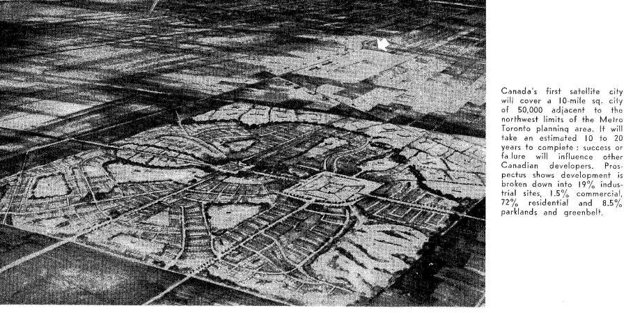 Bramalea Satellite City