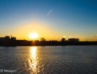 Photo of the Week: Sunset at Professor's Lake