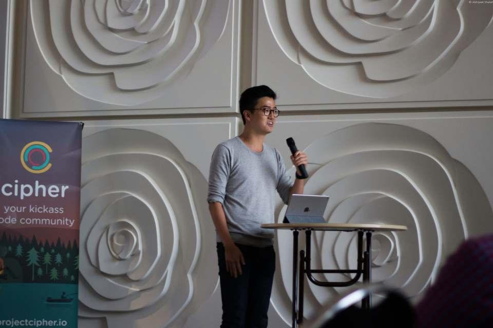 500px designer Jeff Shin