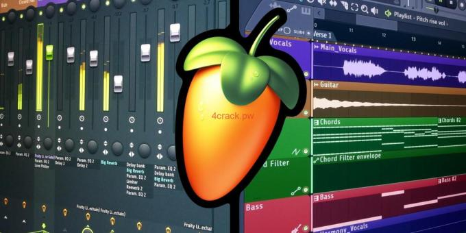 FL Studio 20.0.2.477 Crack with Full Version and Registration key