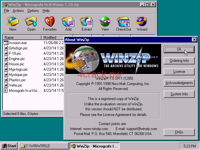 WinZip Pr 2020 Crack with Registration Keys Download
