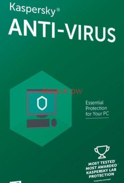 Kaspersky Antivirus 19 Crack and Keygen
