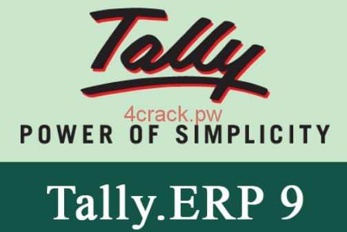 Tally ERP 9 Crack Release 6.5.4 with Serial key [Latest]