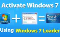 Windows 7 Activator download 32 and 64 bit protect premium SLIC code to your windows 7 ultimate. everyone use Microsoft Windows 7 activator..