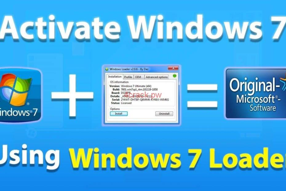Windows 7 2020 Acivation Key With License Key Download