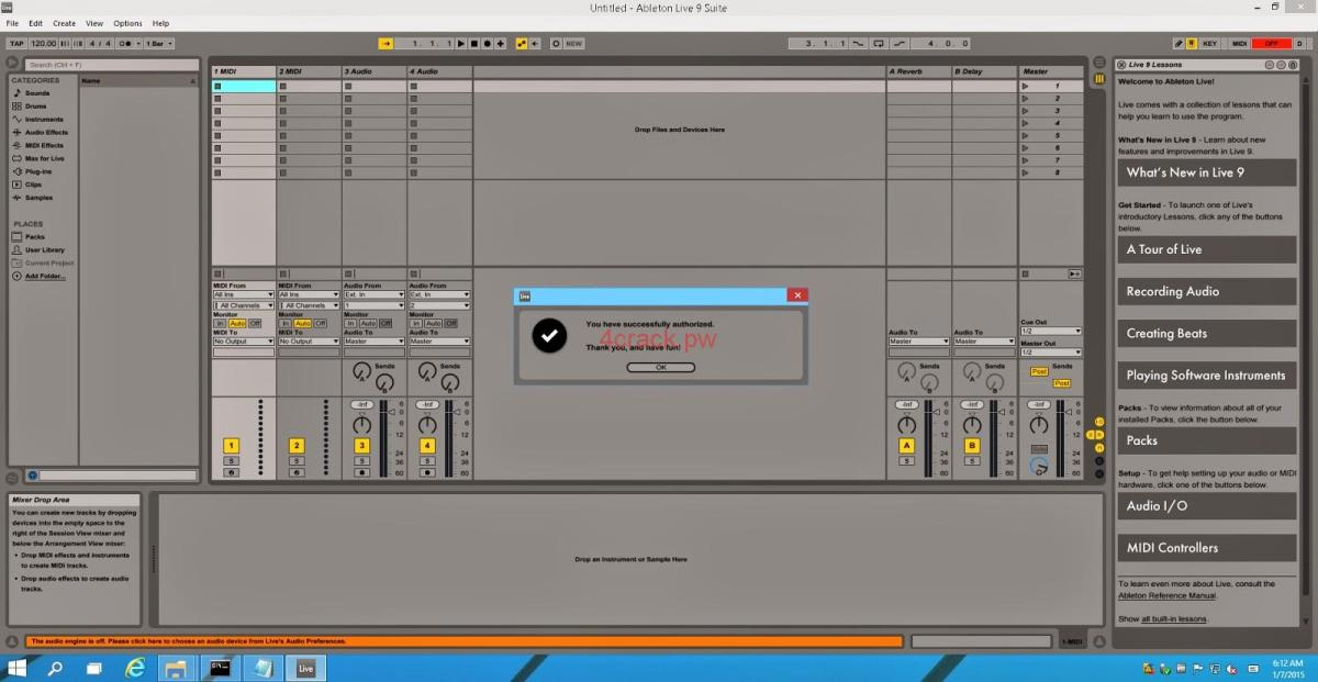 Ableton Live Crack With Serial key Full Download