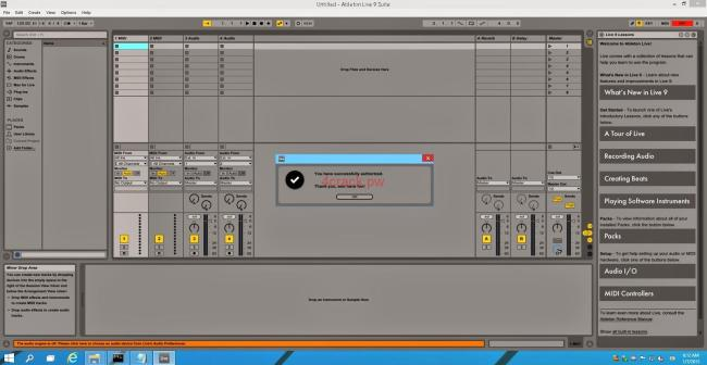 Ableton Live 10.1.1 Crack With Serial keys [Windows + MAC]