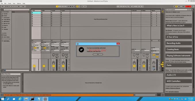Ableton Live 10.0.6 Crack With Serial keys [Windows + MAC]