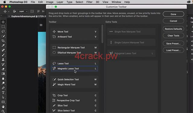 Adobe Photoshop CC Patch and Crack