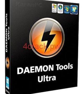 DAEMON Tools Ultra 10.10.0.0811 Full Crack 2019 For Windows 10