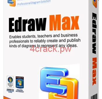 Edraw Max 9.4 Crack With License and Full Working Serial Keys [2018]