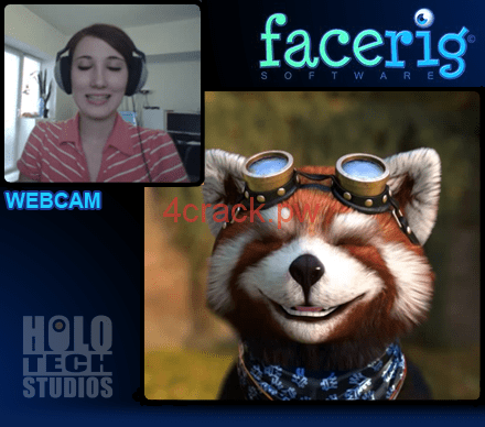 Facerig Crack and Serial Key Full Version For Windows and Mac
