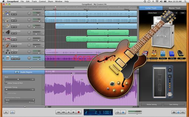 Garageband for Android apk, PC and Mac Free Download For 2018