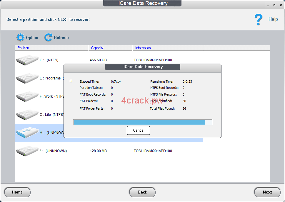 ICare Data Recovery Pro Crack With Activation Key Free Download