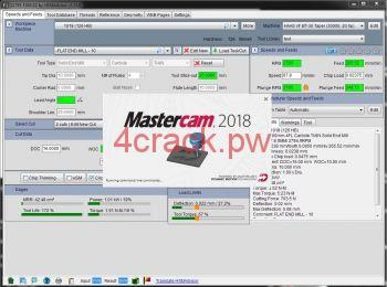 Mastercam Crack With Serial Key Free Download