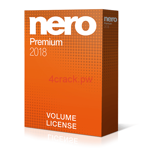 Nero 2018 Crack With Full Working Serial Keys and Patch