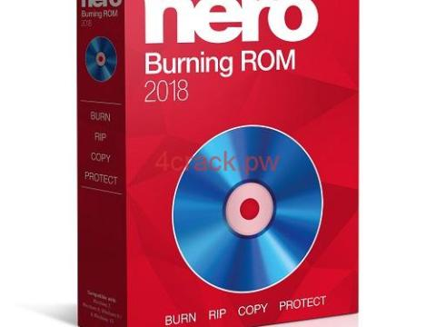 Nero Burning ROM 2019 Version 20.0.1011 Free Serial Number With Keygen