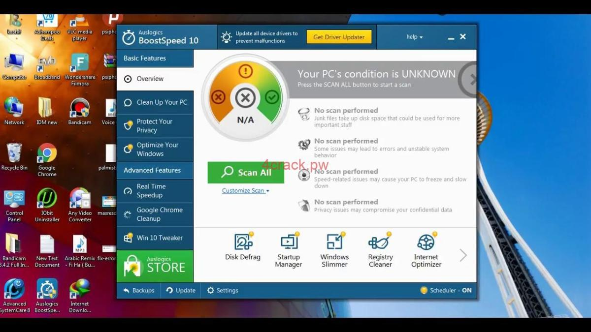 Auslogics BoostSpeed 2020 Review With Crack Free Download