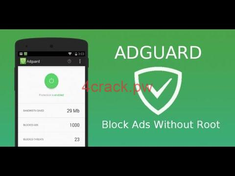 AdGuard 7.2.2936 License Key