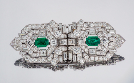 The Genius Of Convertible Jewelry During The Art Deco Era