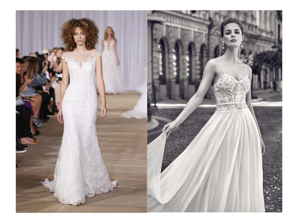 Swoon-worthy Bridal Gowns And Evening Wear!