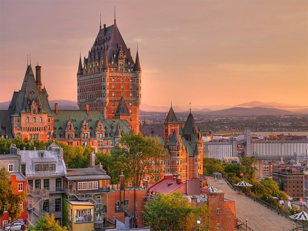Exploring Quebec Finding France in Canada Rest Of World