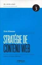Stratégie de contenu web par Erin Kissane