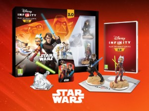 Disney Infinity Star Wars set