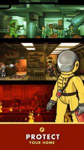 Fallout Shelter Screen