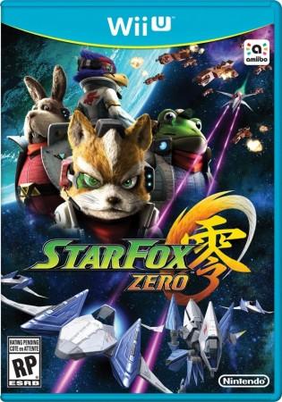 Starfox Zero cover