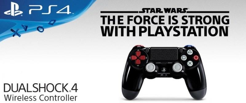 Star Wars Dualshock 4