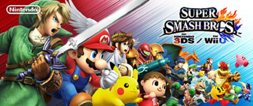 New characters announced for Super Smash bros for 3DS and