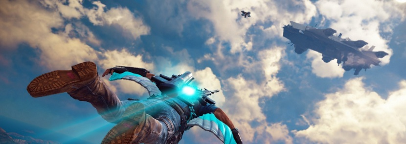 Review: Just Cause 3 Sky Fortress Pack