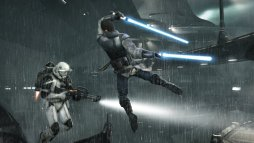 Force Unleashed screen