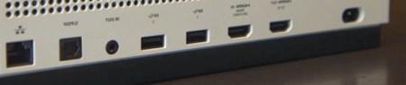 Xbox One S ports