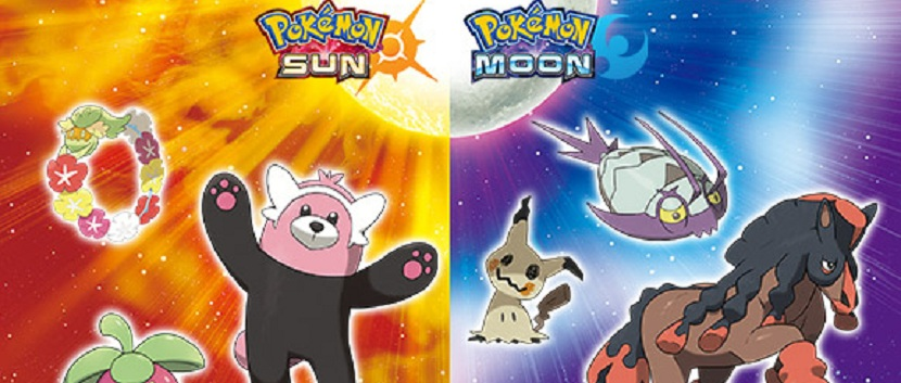 New video shows Evolved Forms Revealed in Pokémon Sun and Moon