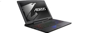 AORUS X7 v6 Gaming Laptop fader