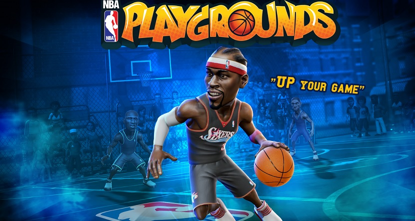 NBA Playgrounds launches next week