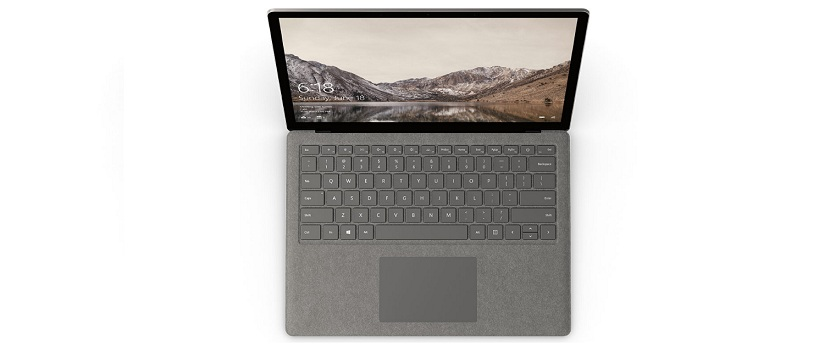 Microsoft Surface Laptop Detailed