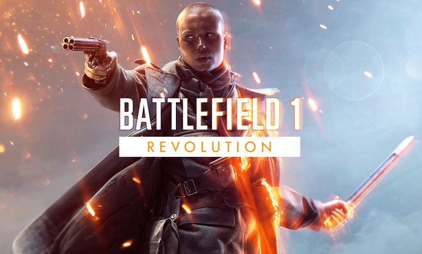 Battlefield 1 Revolution is the Battlefield 1 GOTY edition
