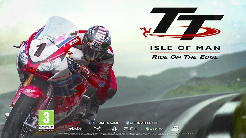Review: Isle of Man TT Racing: Ride On The Edge