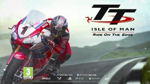 Isle of Man TT Racing: Ride On The Edge
