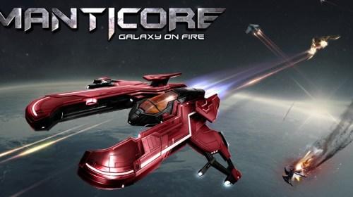 Manticore: Galaxy On Fire
