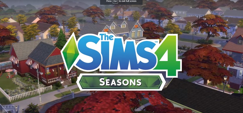 The Sims 4 Seasons Expansion Pack is coming to PC and Mac on 22nd June.