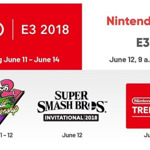 Watch the Nintendo E3 2018 conference here