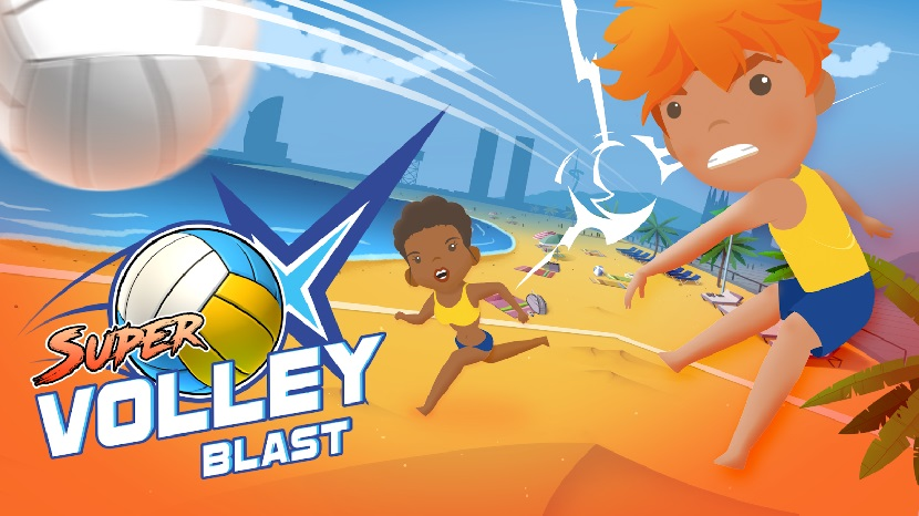 Review: Super Volley Blast