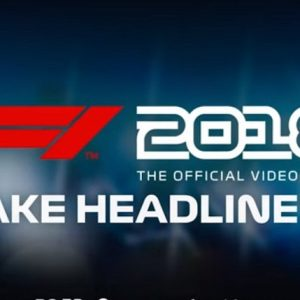 New F1 2018 trailer shows off the action to the F1 theme