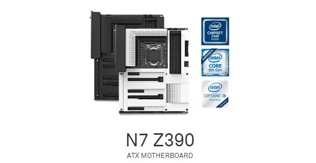 NZXT Announces the N7 Z390 Motherboard